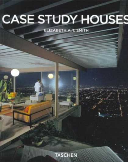 case study houses book taschen An academic project by the detmold school of architecture and interior architecture and sponsored by vectorworks inc and computerworks, the case study houses book.