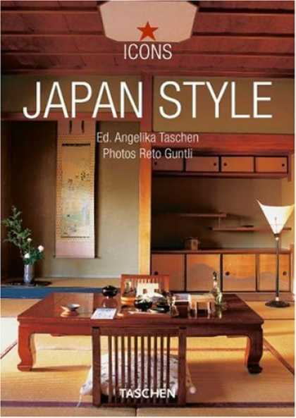 Taschen Books - Japan Style (Icons)