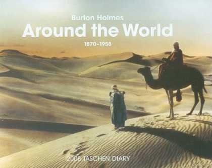 Taschen Books - Burton Holmes: Around the World: 1870-1958 (Taschen Diary)