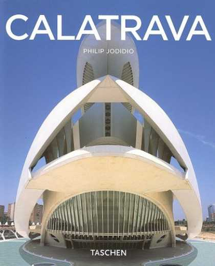 Taschen Books - Santiago Calatrava: 1951: Architect, Engineer, Artist (Taschen Basic Architectur
