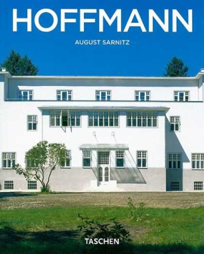 Taschen Books - Josef Hoffmann, 1870-1956: In the Realm of Beauty (Taschen Basic Architecture Se