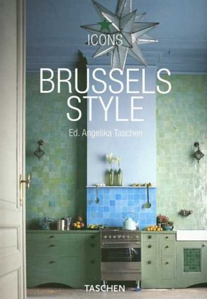 Taschen Books - Brussels Style (Icons) (French Edition)