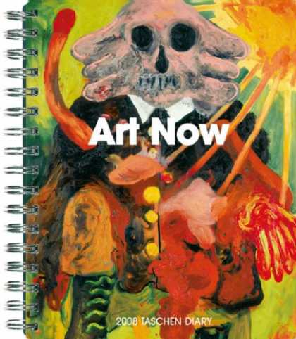 Taschen Books - Art Now (2008 Desk Diary)