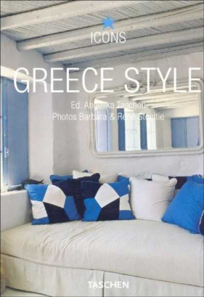 Taschen Books - Greece Style (Icons Series) (Spanish Edition)