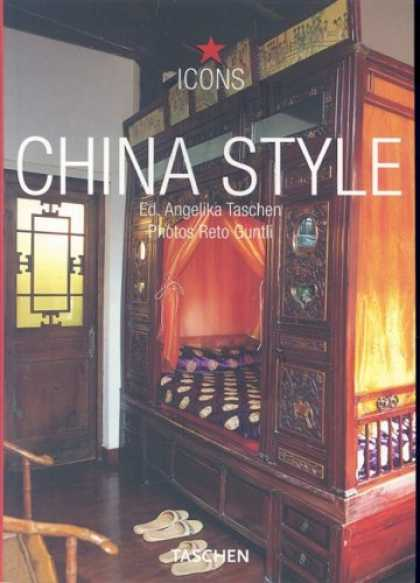 Taschen Books - China Style: Exteriors Interiors Details (Icons)