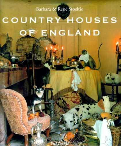 Taschen Books - Country Houses of England: Landhauser in England = Les Maisons Romantiques D'Ang