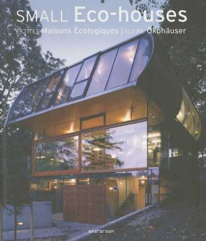 Taschen Books - Small Eco-Houses (Evergreen) (French and German Edition)