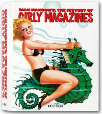 Taschen Books - History of Girly Magazines (Klotz)