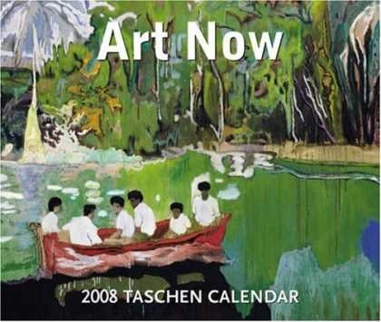 Taschen Books - Art Now (2008 Tear Off)