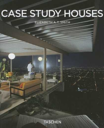 Taschen Books - Case Study Houses: 1945-1966: The California Impetus (Taschen Basic Architecture