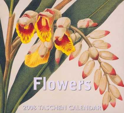 Taschen Books - Flowers 2008 (2008 Tear Off)