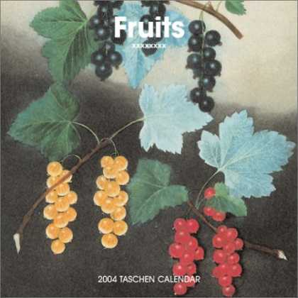 Taschen Books - The Fruits Wall Calendar