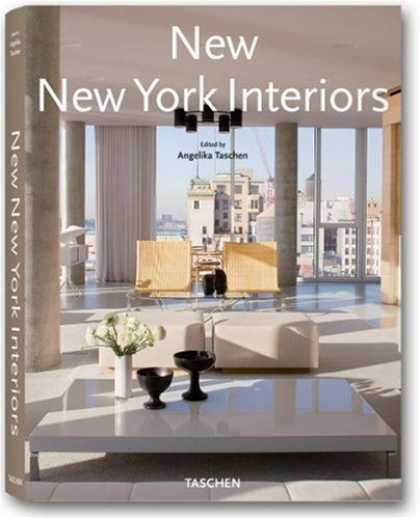 Taschen Books - New New York Interiors