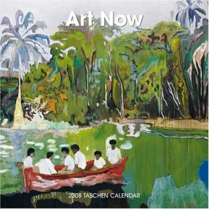 Taschen Books - Art Now (2008 Wall Calendar)