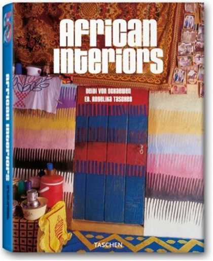 Taschen Books - African Interiors (25th Anniversary Special Edtn)