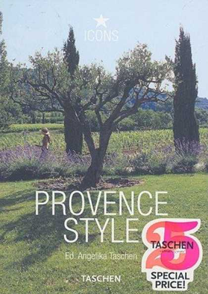 Taschen Books - Provence Style