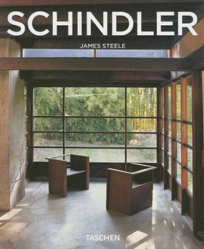 Taschen Books - R. M. Schindler: 1887-1953; An Exploration of Space (Taschen Basic Art Series)