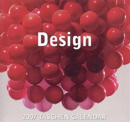 Taschen Books - Design 2007 Calendar (Tear Off Calendar)