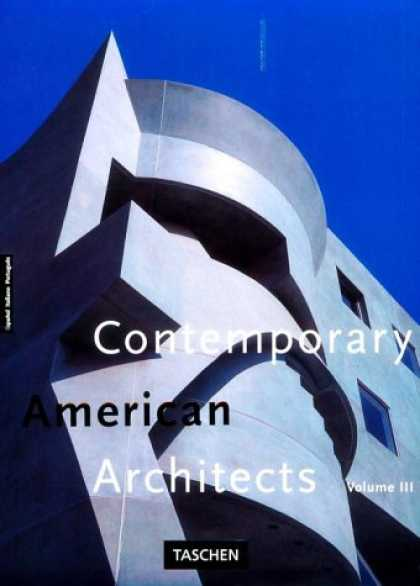 Taschen Books - Contemporary American Architects (Spanish Edition)