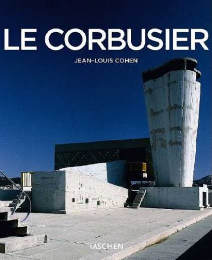 Taschen Books - Le Corbusier, 1887-1965: The Lyricism of Architecture in the Machine Age (Tasche
