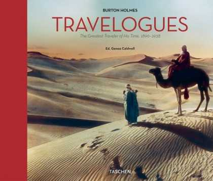 Taschen Books - Burton Holmes Travelogues: The Greatest Traveler of His Time, 1892-1952 (Photo B