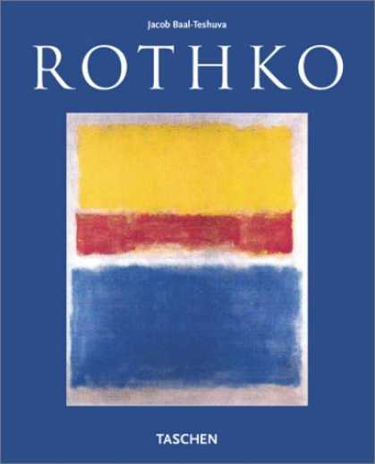 Taschen Books - Mark Rothko, 1903-1970: Pictures as Drama (Taschen Basic Art)