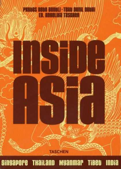 Taschen Books - Inside Asia, Volume 1 (Taschen Spring) (French and German Edition) (v. 1)