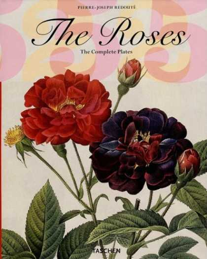 Taschen Books - The Roses: The Complete Plates (Taschen 25th Anniversary)