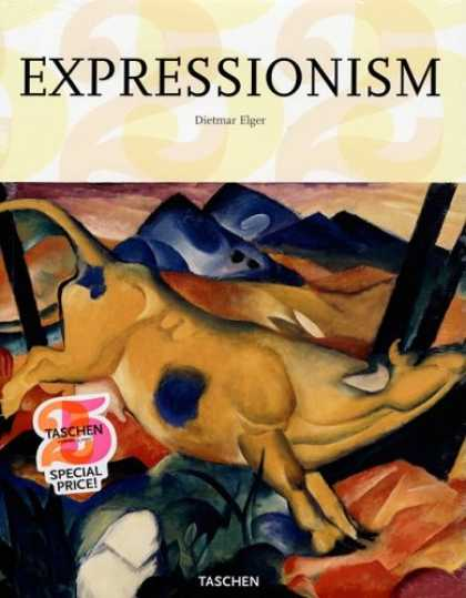 Taschen Books - Expressionism: A Revolution in German Art (Taschen 25th Anniversary Series)
