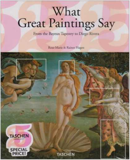Taschen Books - What Great Paintings Say (Taschen 25 Anniversary)