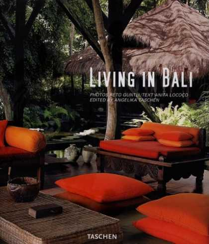 Taschen Books - Living in Bali (Taschen's Lifestyle) (French and German Edition)