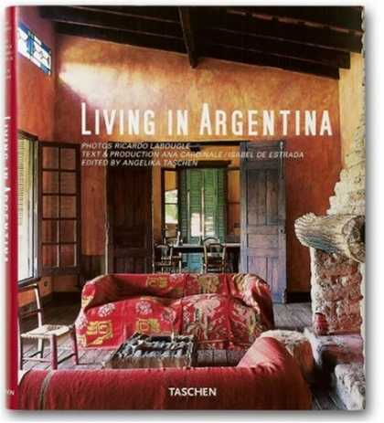 Taschen Books - Living in Argentina (Taschen's Lifestyle) (French and German Edition)