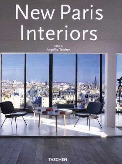 Taschen Books - New Paris Interiors [NEW PARIS INTERIORS]