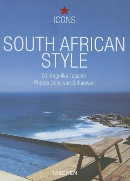 Taschen Books - South African Style (Icons) (French Edition)