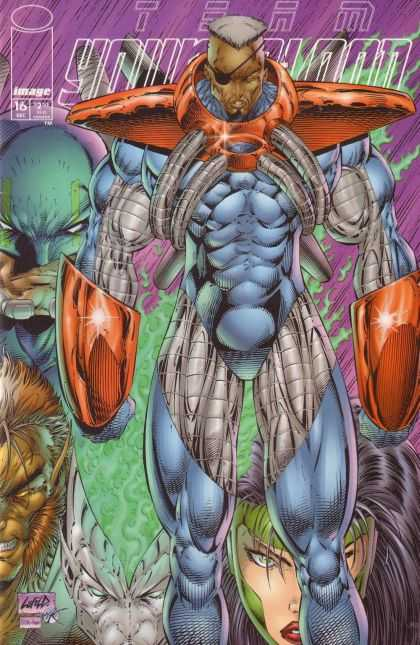 Team Youngblood 16 - Rob Liefeld