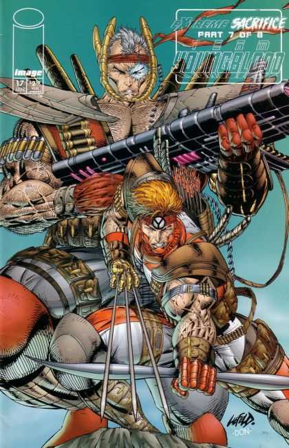 Team Youngblood 17 - Rob Liefeld