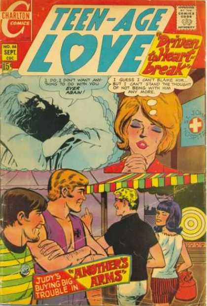 Teen-Age Love 66 - Feelings - Relationships - Hospital - Remorse - Retro