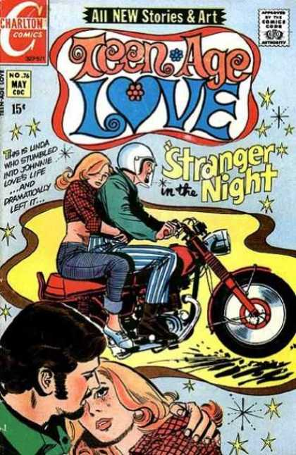 Teen-Age Love 76 - Love Is Forever - Escaping Lovers - Bike Race - Love Mania - Love And Life