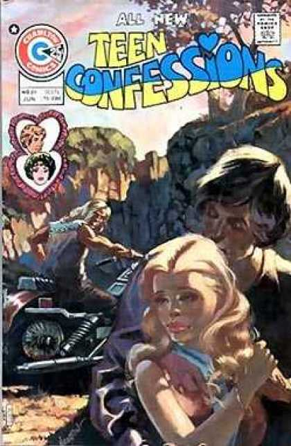 Teen Confessions 89 - Teen - Comic - Old Comic - Teen Love - Confessions