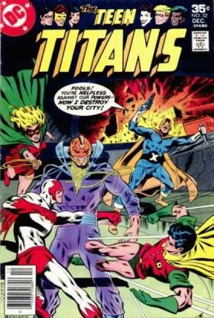 Teen Titans 52 - Richard Buckler