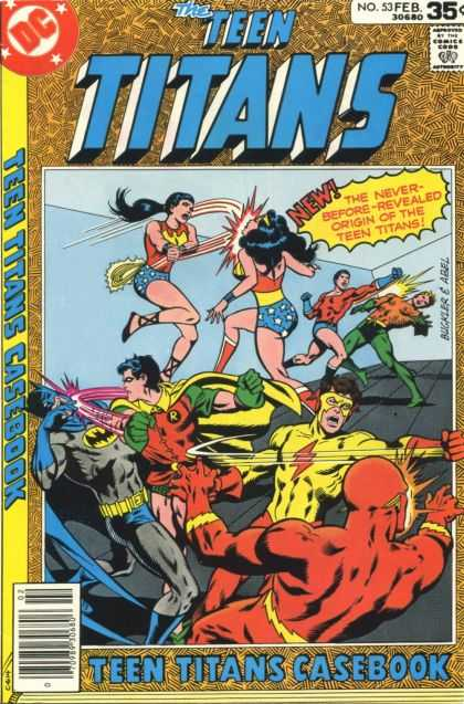 Teen Titans 53 - Richard Buckler
