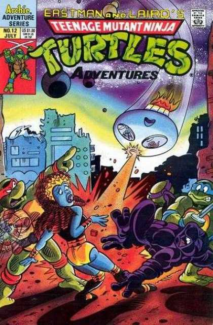 Teenage Mutant Ninja Turtles Adventures 2 12
