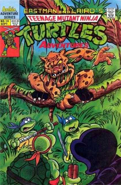 Teenage Mutant Ninja Turtles Adventures 2 14