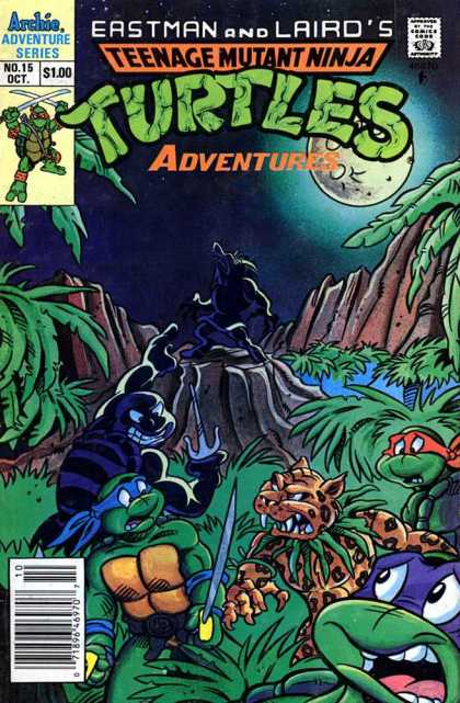 Teenage Mutant Ninja Turtles Adventures 2 15