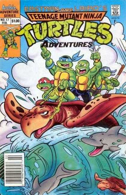 Teenage Mutant Ninja Turtles Adventures 2 17