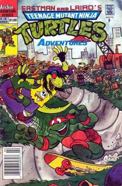 Teenage Mutant Ninja Turtles Adventures 2 18