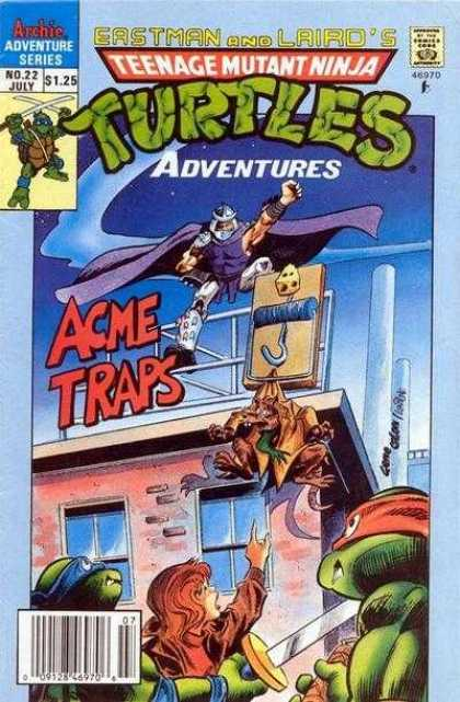 Teenage Mutant Ninja Turtles Adventures 2 22