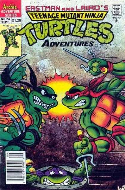 Teenage Mutant Ninja Turtles Adventures 2 24