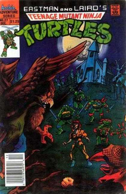 Teenage Mutant Ninja Turtles Adventures 2 27