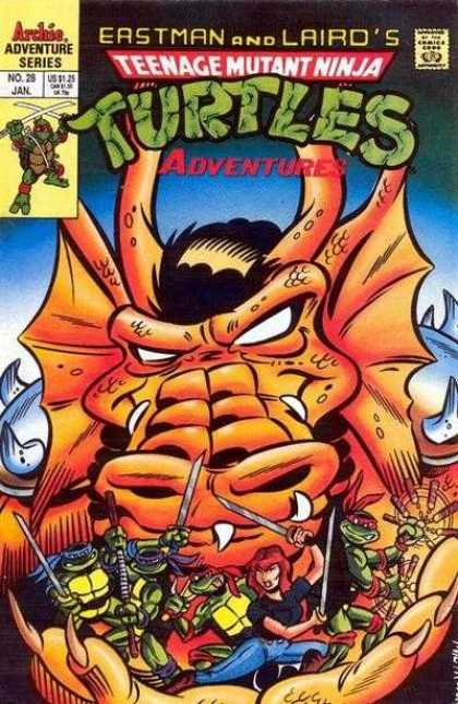 Teenage Mutant Ninja Turtles Adventures 2 28